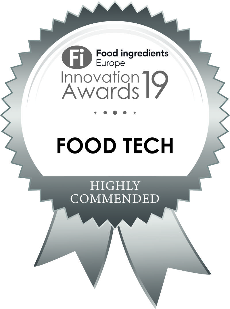 Food Tech Medal Icon